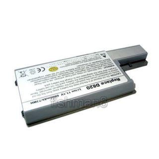 cell Battery Fit Dell Latitude D531,D820,D830, M4300.M65