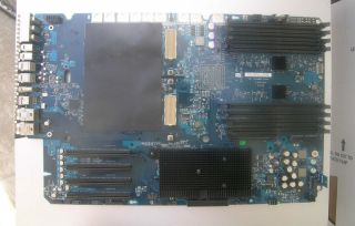 Logic Board Motherboard 820 1628 A Apple PowerMac G5 A1117 Quad 2.5Ghz