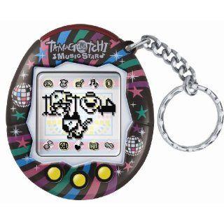 BANDAI Tamagotchi Music Star Disco Lights Virtual Pet