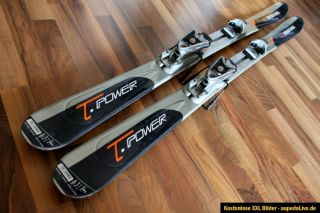 Rossignol Axium Allround Carver Carving Ski 160cm + Rossignol Axium 90