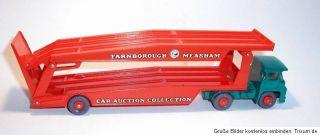 MATCHBOX Major Pack M 8 Guy Warrior Car Transporter 1964 TOP