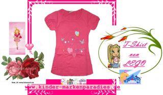 NEU LEGO Mädchen T Shirt Sweat Tunika Tank Top Bluse Cliktis pink Gr