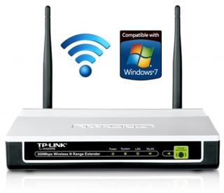 WLAN REPEATER TP Link TL WA830RE Access Point Wireless N WPA2 300 Mbps