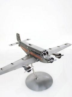 Flugzeugmodell Eindecker :: Junkers Ju 52 Tante Ju Schraubenmaennle