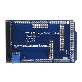 SainSmart 3.2 TFT LCD Touch Screen+ SD reader +Mega Expansion Board