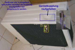 SPLIT 3500 EQ C+H Einhell Klimaanlage Außenwandgerät