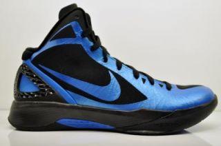 Nike Zoom Hyperdunk 2011 Blau Schwarz Gr 40   48 * Basketballschuhe