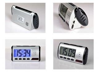 Neu Mini Spy Kamera Uhr Spy Camera Überwachungskamera Uhr DVR
