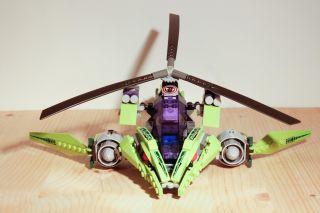 Lego Ninjago Bausatz 9443 Rattlecopter
