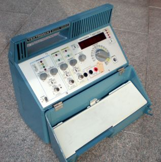 Tektronix 851 Modell BDM 1250 Digital   Tester mit Tek Probes und