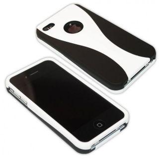 iPhone 4 4S Luxus Part Case Hülle Cover Tasche Hard Case Schale Etui