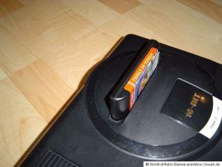 Sega Mega Drive Konsole EU / USA / Japan 50Hz/60Hz Region Code Free
