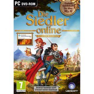 Die Siedler Online Premium Edition Key Code *ORIGINAL* Code selbst