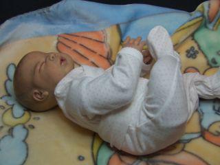 REBORN BABY ** Angelina ** by Petra Seiffert + Bauchplatte