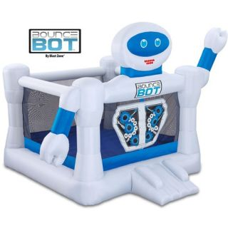 Blast Zone Bounce Bot Bounce House INF BOUNCEBOT