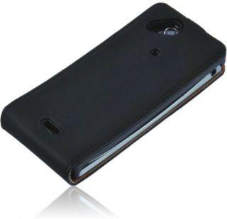 Premium Handy Tasche für Sony Ericsson Xperia ARC S Flip Case Schutz