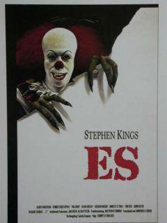 Kino 871 Filmkarte, Es mit Harry Anderson + Dennis Christopher