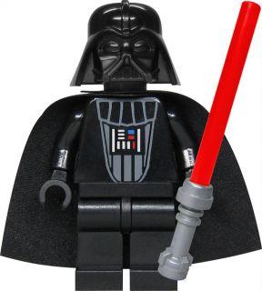 LEGO Star Wars Figur Darth Vader (Körper aus Bausatz 6211