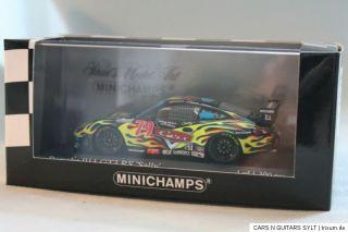 MINICHAMPS PORSCHE 911 GT3 RS  SALLY  * 143 * OVP * RAR