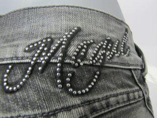 Mogul Bellamy Röhrenjeans Damen Jeans grau Gr.W25 neu
