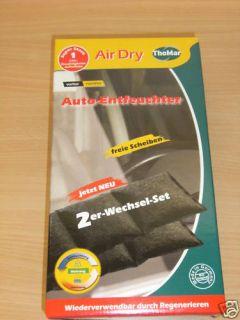 Air Dry, AirDry Auto Entfeuchter 2er Set 2 x 750 gr.