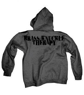 Brass Knuckle Therapy DRIP 2 Hoodie Sweater Sweatshirt UFC MMA BKT
