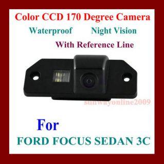 CCD Rückfahrkamera FORD FOCUS Sedan 3C /C MAX/MON DEO