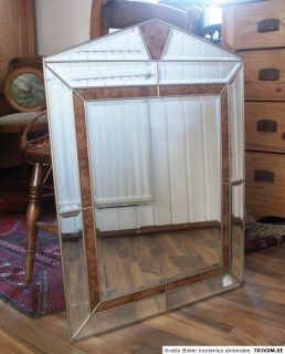Schöner Spiegel Wandspiegel Kristall edel Irene Marianeschi   Nähe