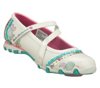 NEU SKECHERS Mädchen Sneakers Schuhe Bella Ballerinas Drehscheibe
