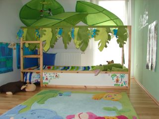 R16 Hochbett Etagenbett Spielbett Kinderbett Bett