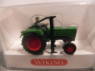 87 Wiking 890 40 Fendt Farmer 2S