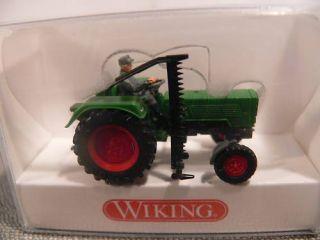 87 Wiking 890 40 Fendt Farmer 2S