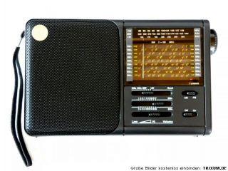 21 Band Weltempfänger Taschenradio World Receiver