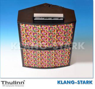 Thulinn BOSE 901 Serie IV mit Equalizer in Schwarz mit Bunt