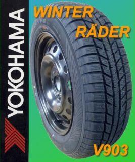 Winterräder SEAT Ibiza (6K) 185/60 R14 T Yokohama NEU #