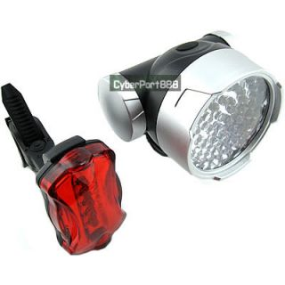 56 LED Bicycle Bike Head Front Rear 5L FlashLight Torch