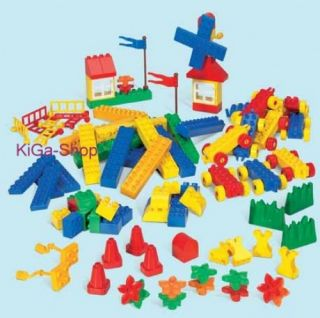 LEGO DUPLO Education Spezialelemente Set 902 Teile 9078