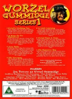 WORZEL GUMMIDGE  ALL OF SERIES ONE DVD NEW & SEALED 4006408822929