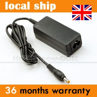 36W AC Adapter Power Charger F ASUS Eee PC 900 901 1000