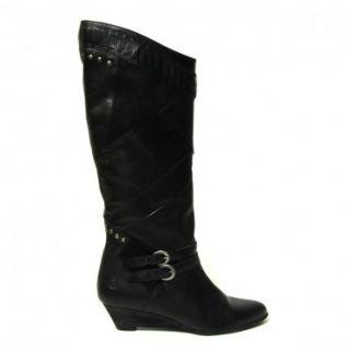 Bronx Stiefel Boots Damen 13696 B Black