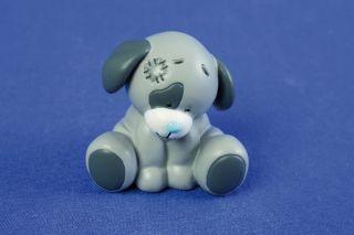Me to You Baer Blue Nose Friend Hund Sammelfigur Geschenk