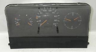 MERCEDES Sprinter 901 902 208D Tachometer Kombiinstrument 0005425301