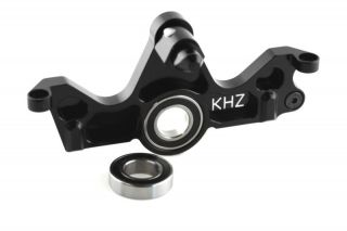 King Headz Traxxas Slash 4x4 Aluminum Motor Mount w/ Enlarged 10x19