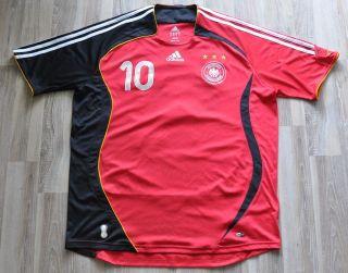 DFB Deutschland Adidas   Trikot, WM 2006, Oliver Neuville Gr. L