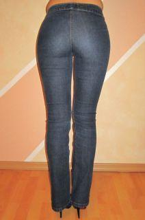 MISS SIXTY Damen Hueft Hose VINTAGE ROXY Jeans 90er Original Hose lang