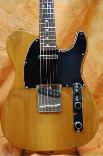 00 02 FENDER JAPAN TELECASTER Walnut Body TL68 WAL TX / NAT CIJ