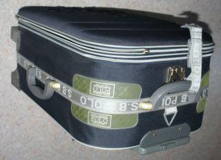 Koffer Trolley von Polo Santa Barbara