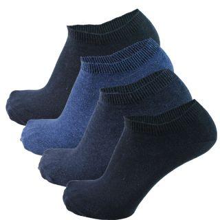 12 Paar Sneaker Socken Füsslinge Sneakers Baumwolle Gr 39 42 G u.Gr