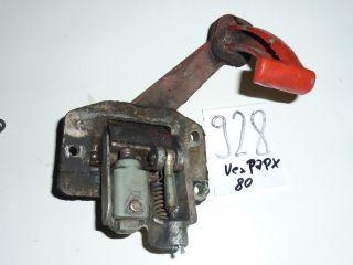 928 Vespa PX80, Bj 90, Fussbremse Bremse