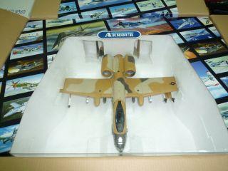 FRANKLIN MINT ARMOUR 1 48 USAF A 10 Thunderbolt II Peanut WARTHOG